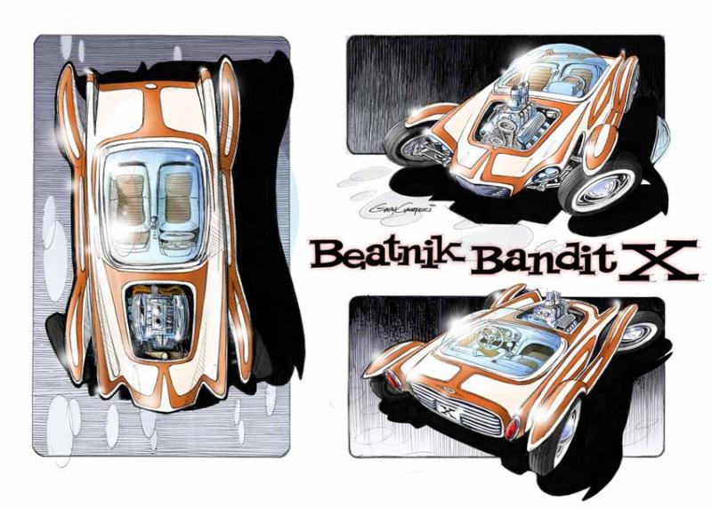 Gary Campesi Bandit11