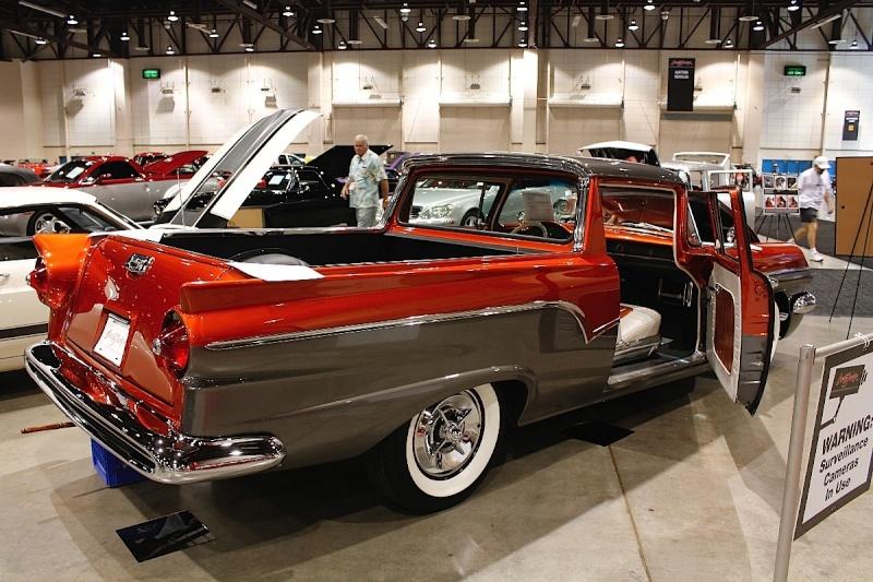 Ford 1957 & 1958 custom & mild custom  - Page 4 Barret11