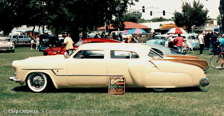 1947 Studebaker - Modern Grecian - Earl Wilson's - George Barris Barris11