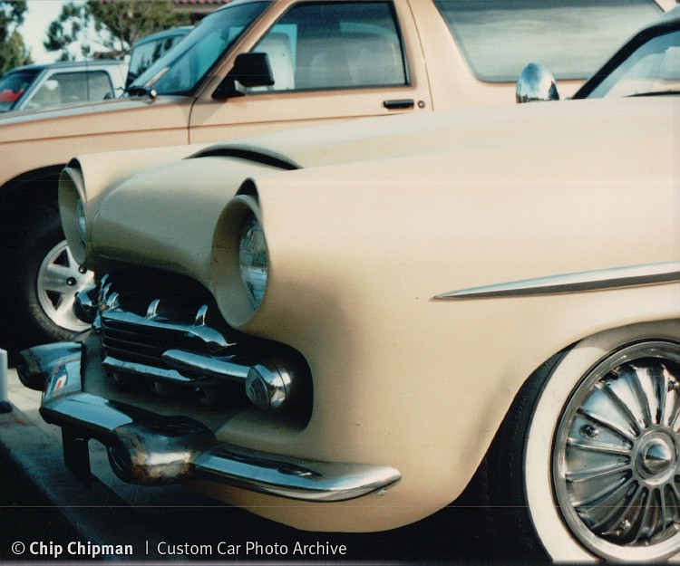 1947 Studebaker - Modern Grecian - Earl Wilson's - George Barris Barris12
