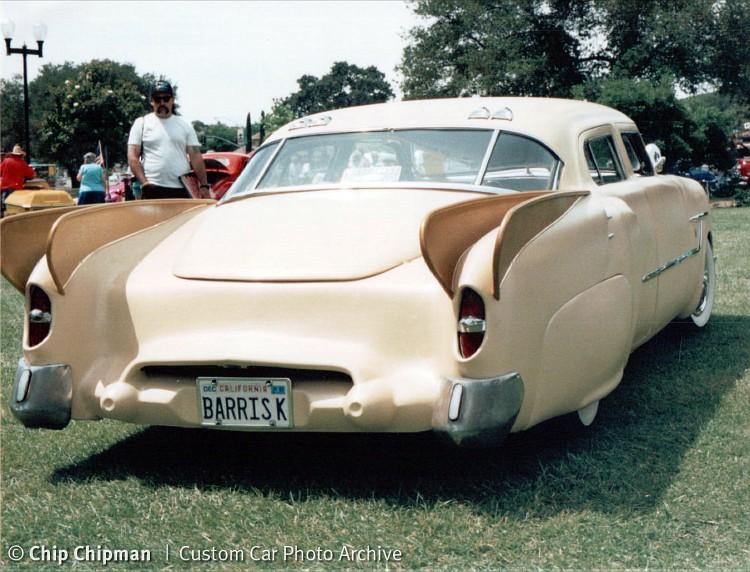 1947 Studebaker - Modern Grecian - Earl Wilson's - George Barris Barris15