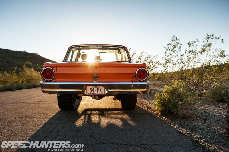 1960's Ford & Mercury gasser Bob-re10