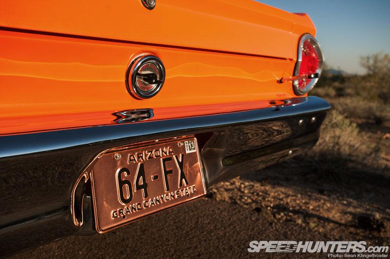 1960's Ford & Mercury gasser Bob-re12