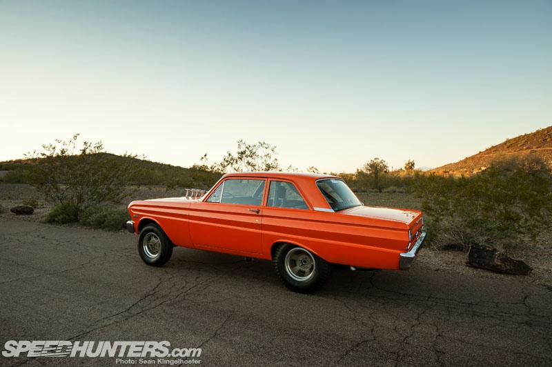 1960's Ford & Mercury gasser Bob-re17