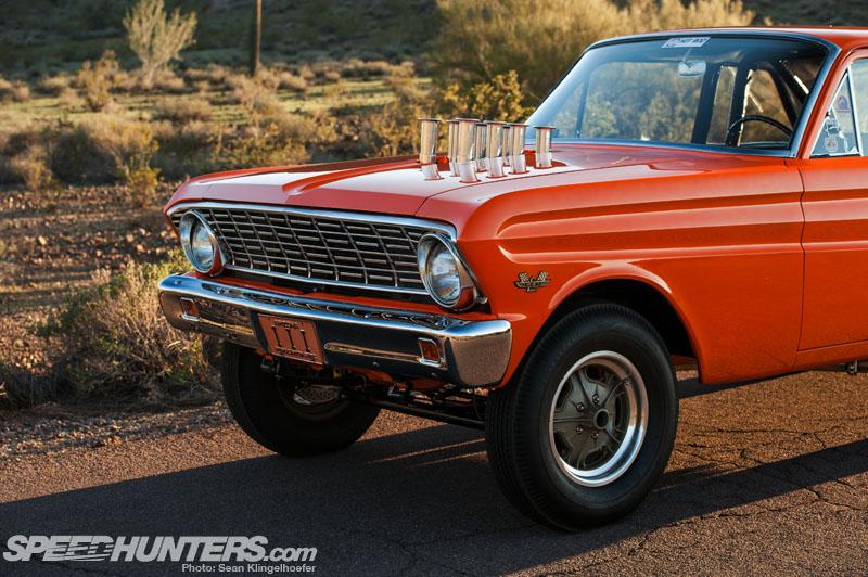 1960's Ford & Mercury gasser Bob-re18