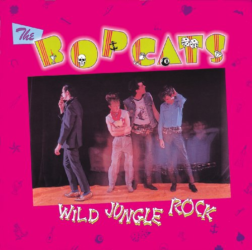 The Bopcats - Wild jungle rock  Bopcat10