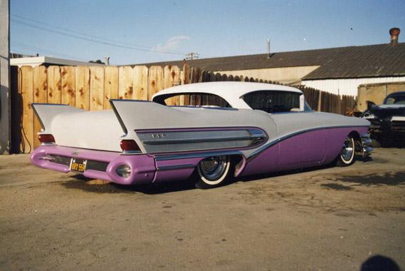 Buick 1958 custom & mild custom Buick10