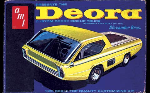 The Deora - Alexander Brothers C12_0515