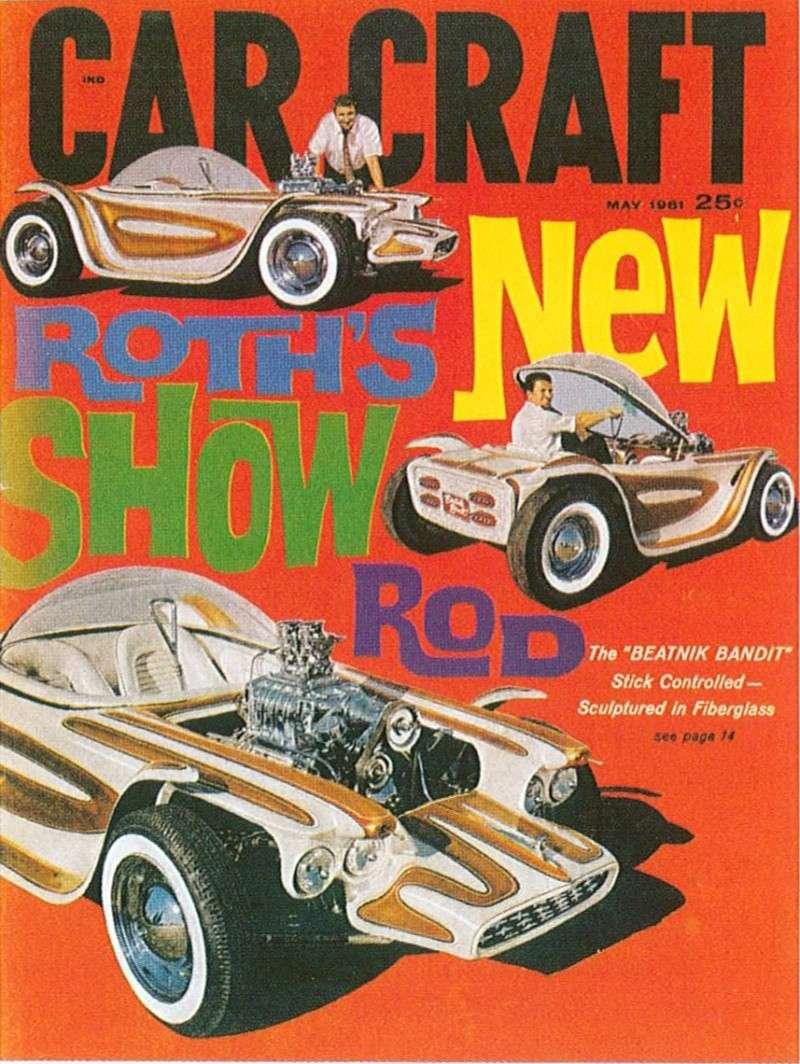 The Beatnik Bandit - Ed Roth Car-cr10