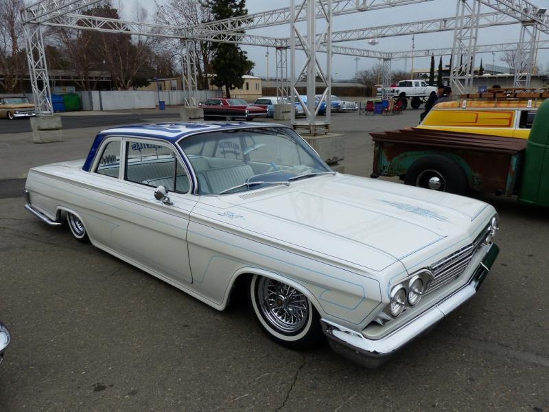 Chevrolet 1961 - 64 custom and mild custom Ccbc10