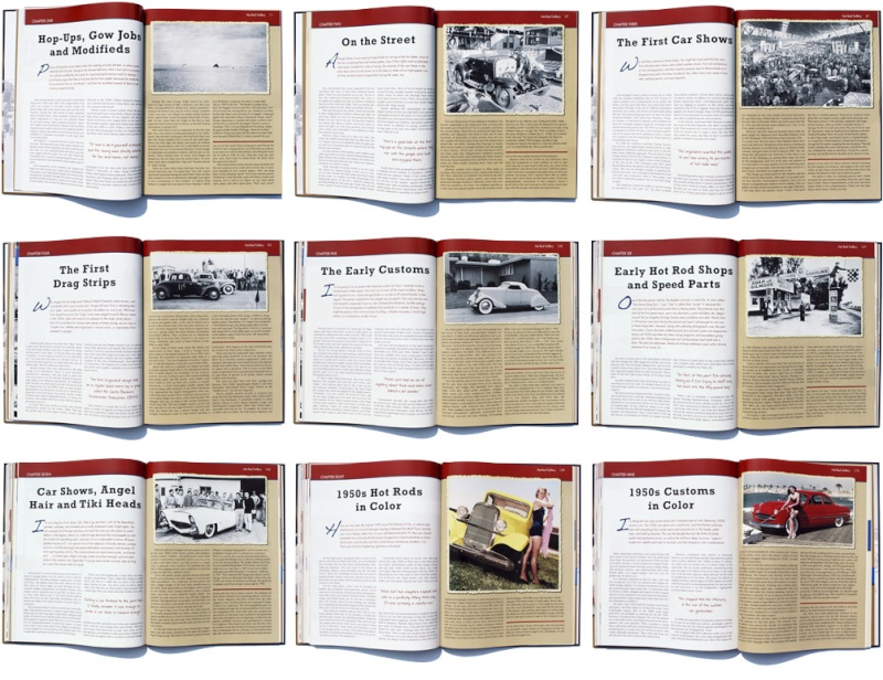 Hot Rod Gallery - A Nostalgic Look at Hot Rodding's Golden Years: 1930-1960 - Pat Ganahl Ccc-ho10
