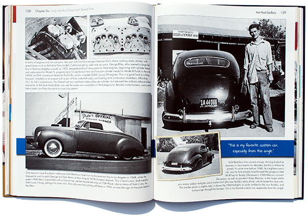 Hot Rod Gallery - A Nostalgic Look at Hot Rodding's Golden Years: 1930-1960 - Pat Ganahl Ccc-ho12