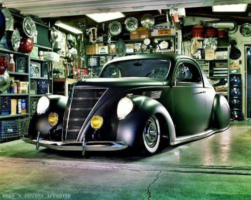 Lincoln 1930's - 1948 Customs & mild customs Cgfd10