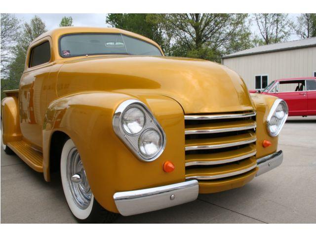 Chevy Pick up 1947 - 1954 custom & mild custom - Page 3 Cggcdf10