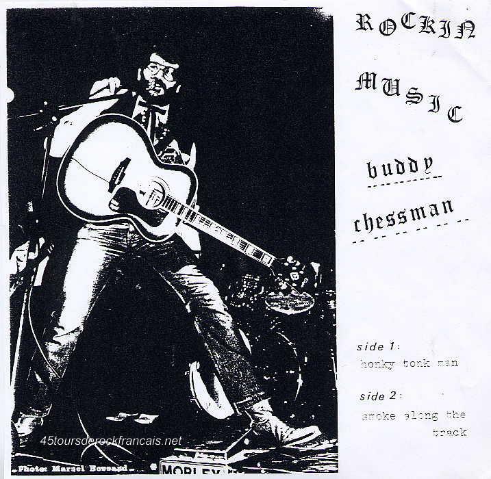 Buddy Chessman - Dream movie  Chessm11