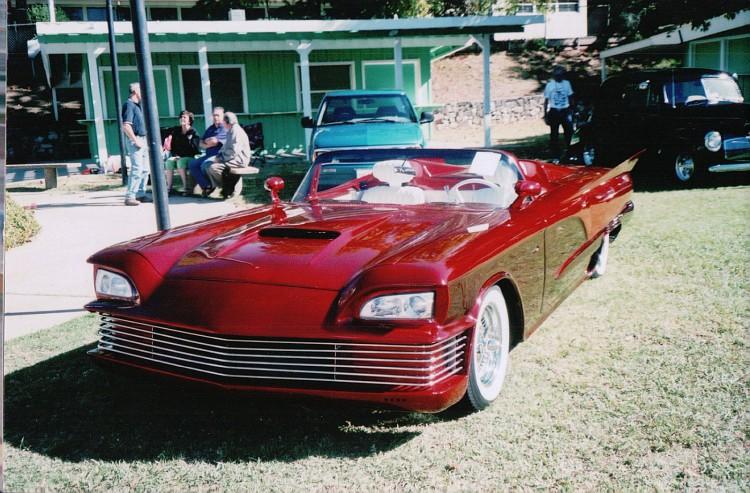 Ford Thunderbird 1958 - 1960 custom & mild custom - Page 2 Chipib10