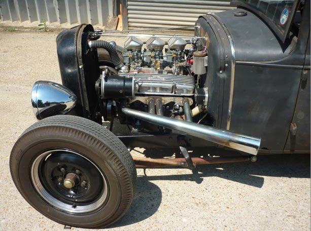 1930 Ford hot rod - Page 4 Chocog13
