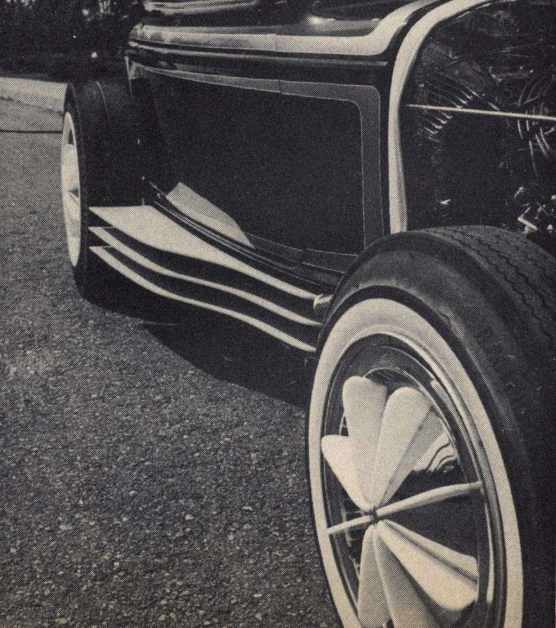 The Little Deuce Coupe - The Silver Sapphire - Clarence Catallo's 1932 Ford Claren19
