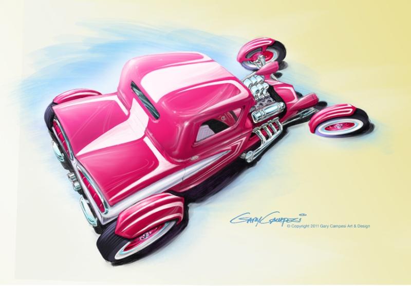 Gary Campesi Custom18