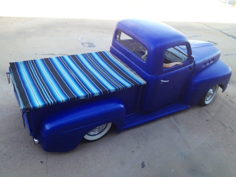Ford¨Pick up 1948 - 1951 custom & mild custom Cvbc10