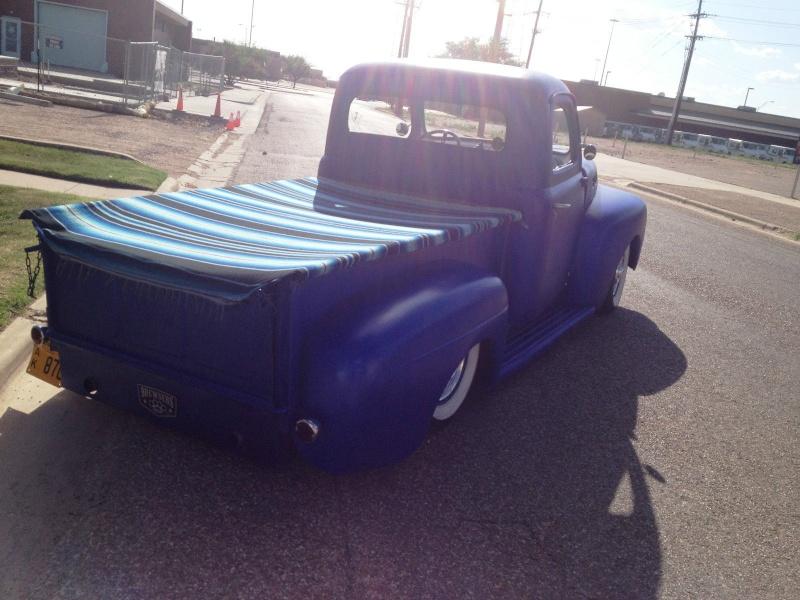 Ford¨Pick up 1948 - 1951 custom & mild custom De10