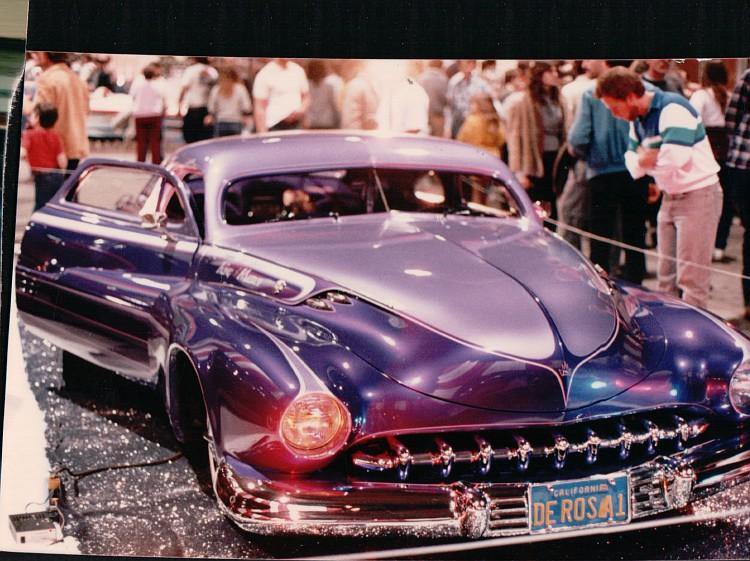 1951 Mercury  - King of Merc - DeRosa Derosa10