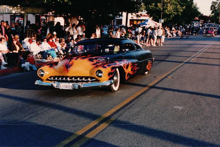 1951 Mercury  - King of Merc - DeRosa Derosa14