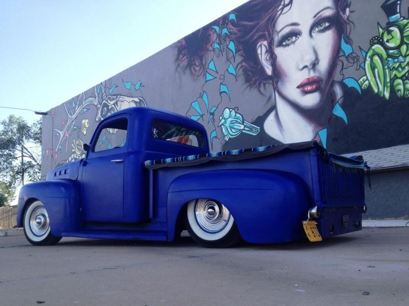 Ford¨Pick up 1948 - 1951 custom & mild custom Dfdf12