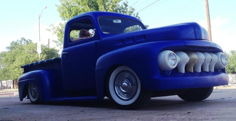 Ford¨Pick up 1948 - 1951 custom & mild custom Dgfgdf10