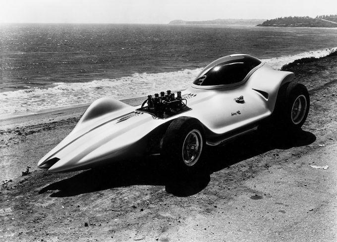 Dean Jeffries: 50 Fabulous Years in Hot Rods, Racing & Fil - Tom Cotter - motorbooks Dj63-210