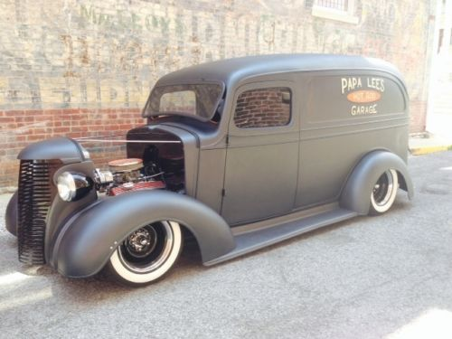 Chevrolet 1936 - 39 custom & mild custom Ds11