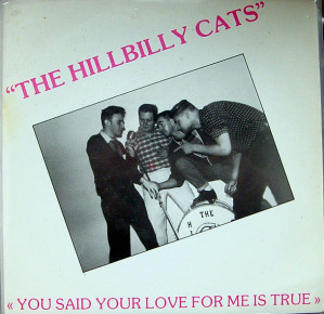 The Hillbilly Cats -Honey you don't care  Dsc06810