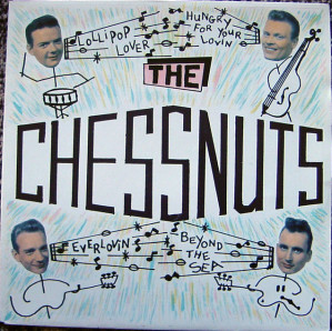 The Chessnuts - Hungry for your lovin' un doo wop  Dsc07010