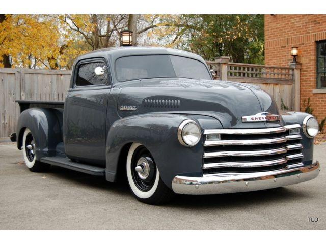 Chevy Pick up 1947 - 1954 custom & mild custom - Page 3 Dydy10
