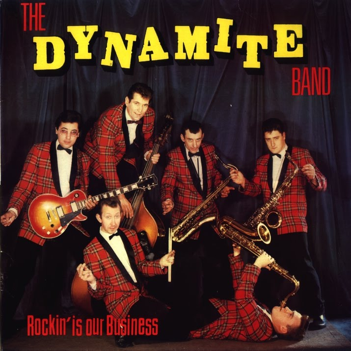 The Dynamite band - Rockin' is our business  Dynami10