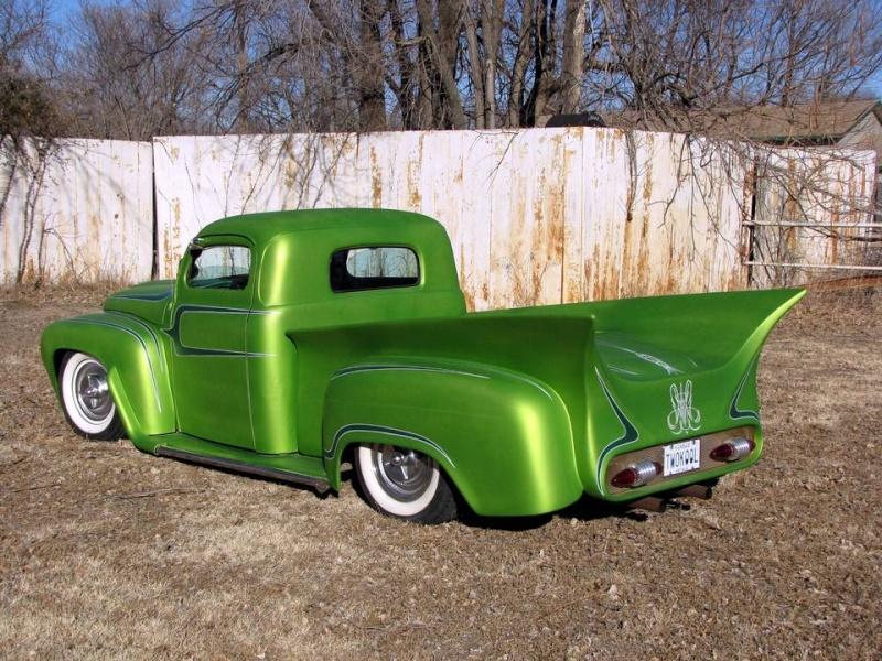 Ford¨Pick up 1948 - 1951 custom & mild custom E14