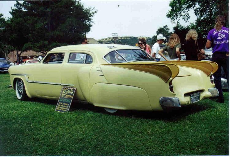 1947 Studebaker - Modern Grecian - Earl Wilson's - George Barris Earl-w11