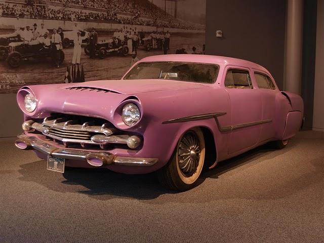 1947 Studebaker - Modern Grecian - Earl Wilson's - George Barris Earl-w12