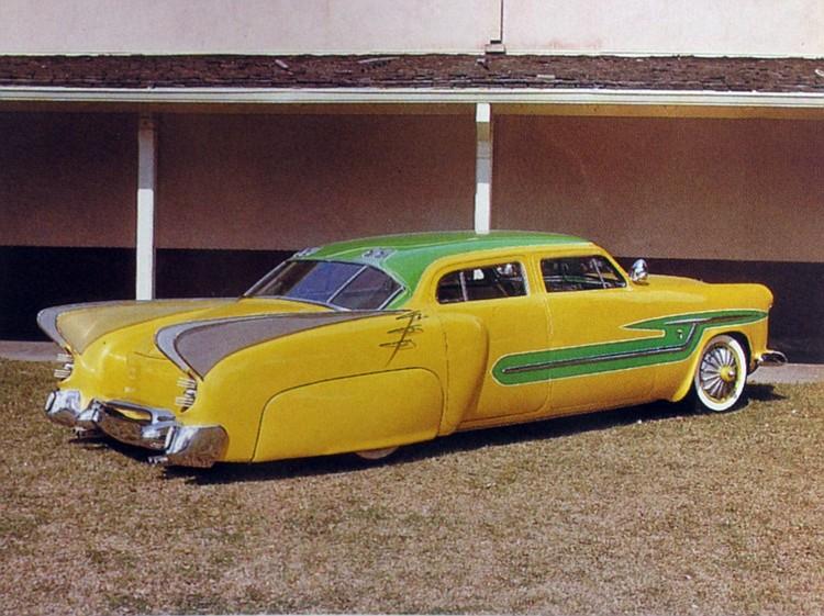 1947 Studebaker - Modern Grecian - Earl Wilson's - George Barris Earl-w13