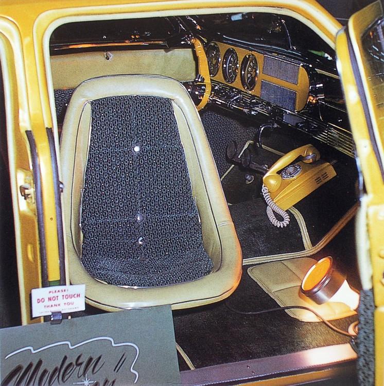 1947 Studebaker - Modern Grecian - Earl Wilson's - George Barris Earl-w14