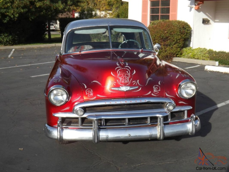 Chevy 1949 - 1952 customs & mild customs galerie - Page 14 Ebay4911