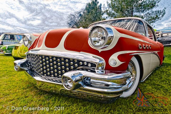 1956 Buick - Fish Fisher Ebay6610