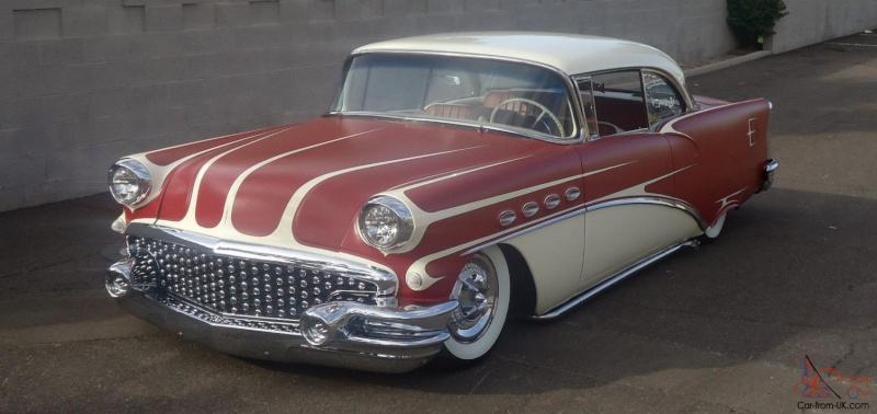 1956 Buick - Fish Fisher Ebay6611