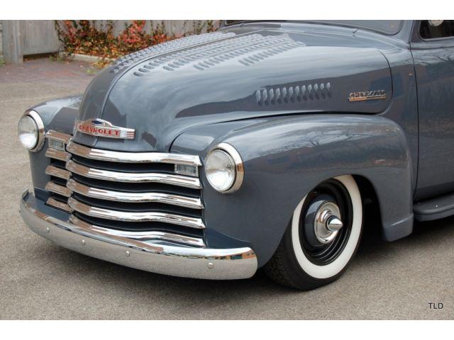Chevy Pick up 1947 - 1954 custom & mild custom - Page 3 Eerger10