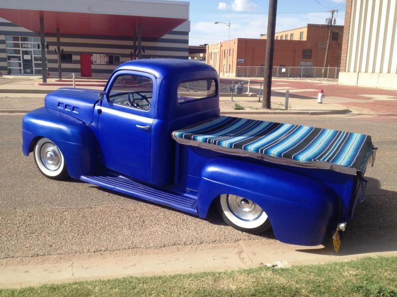 Ford¨Pick up 1948 - 1951 custom & mild custom Eez14