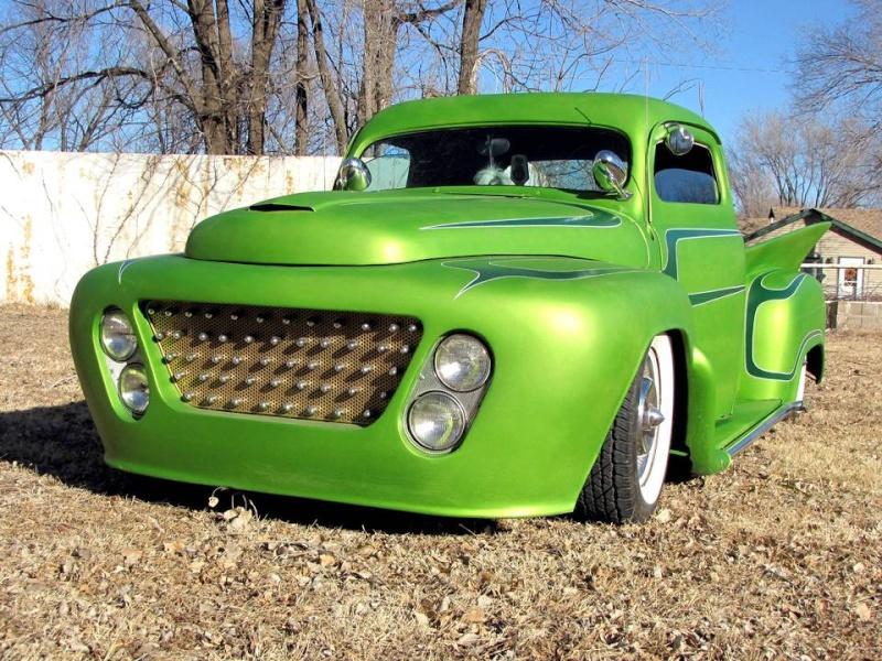 Ford¨Pick up 1948 - 1951 custom & mild custom Egeg10