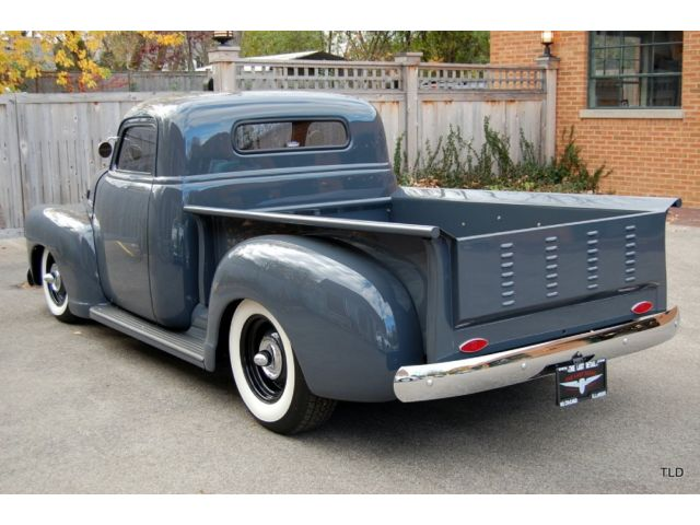 Chevy Pick up 1947 - 1954 custom & mild custom - Page 3 Egette10