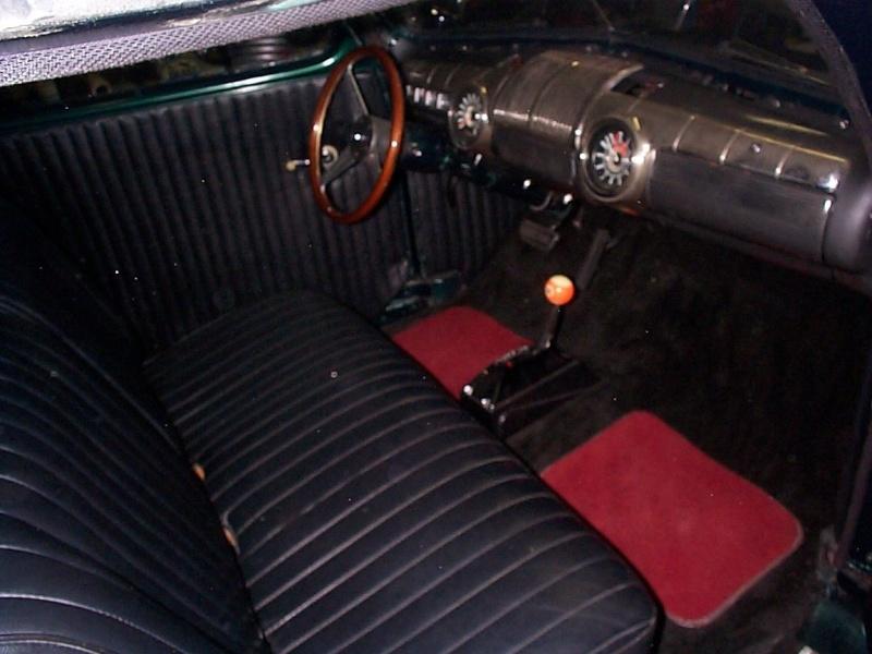 Ford & Mercury 1941 - 1948 customs & mild custom - Page 5 Erez10