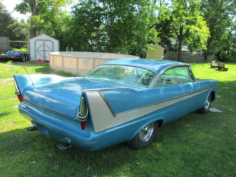 Plymouth  1957 - 1958 custom & mild custom - Page 2 Erezre11