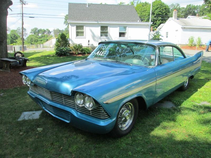 Plymouth  1957 - 1958 custom & mild custom - Page 2 Ezr11